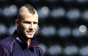 Beckhams Mohawk får uppmärksamhet