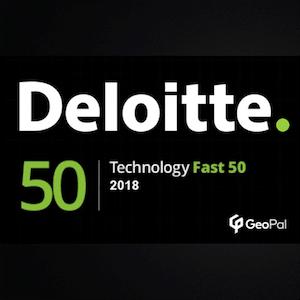 Global Gaming nummer 1 på Deloitte Fast 50-listan