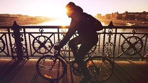 Utforska sevärdheterna på cykel